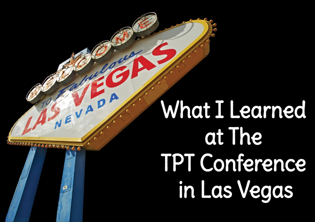 TPT Vegas 2015 | Carrberry Creations