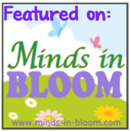 Minds in Bloom Button